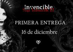 Invencible- Saga Indomable #3 (primera parte) Kattie Black