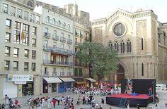Plaza de Sant Joan, Lleida