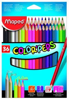 Maped 832017 Crayon à papier: Amazon.fr: Fournitures de bureau