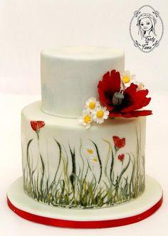 spring cake by grasie