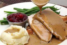 The best ever homemade turkey gravy