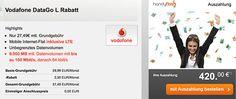 6GB LTE Vodafone Data GO L mit 420€ Auszahlung http://www.simdealz.de/datentarif/vodafone-data-go-l-mit-auszahlung/