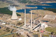 Such a shame that a coal-fired power plant has to mar such a beautiful landscape here...