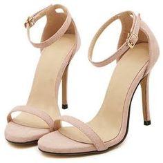 high heels color nude - Buscar con Google