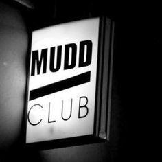 mudd club - Google Search