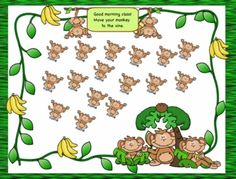 If you are looking for a fun way to take attendance in the morning, you will love this monkey Flipchart attendance file. It comes complete with a p...