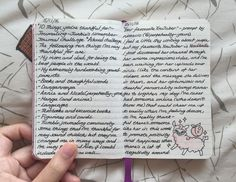 Into the Woods #journals #writing #handwriting