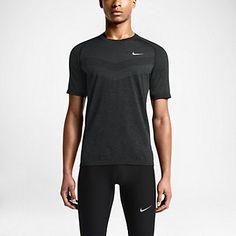 dfaccfc505c0 Nike Dri-FIT Knit Short-Sleeve Men s Running Shirt