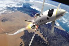 Xcor AerospaceS Lynx Is A TwoPerson Suborbital Space Plane
