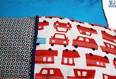 Hk living online webwinkel, gratis verzenden & retour boven de €25,- Okika dekbedovertrek junior auto's by Villa Jipp