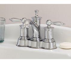 Prince D301010 Two Handle Lavatory Faucet | Danze
