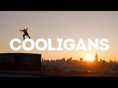 Don't try this at home, kids, these guys are professionals! COOLIGANS | Xpogo Films - YouTube