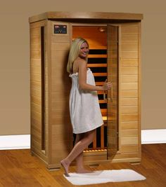 Perfect Heat Coronado Ultra 2 Person Carbon Infrared Home Sauna
