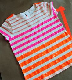 stripes + sequins.... never would have thought to check out the XL kids stuff at crewcuts