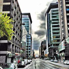 Rue Guy #Montreal