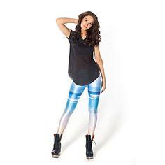 Fluorescence Fashion Leggings – ILS ₪ 128.98