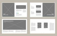 Bildergebnis für portfolio design layout