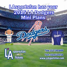 Get your 2015 dodgers tix today. Great selection at great prices. Http://lasftix.com/h1om2e
