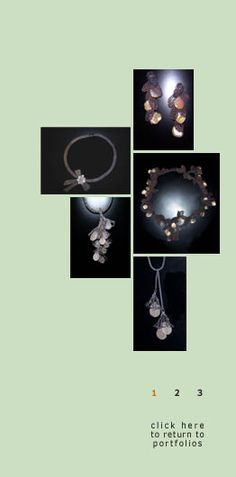 Carla Reiter Jewelry - Pyrite