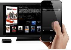 VOD : Apple TV : nouvelle Box miniature, DLNA, VOD, iPhons control