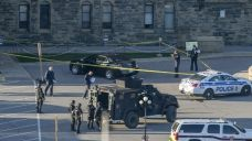 Canadian member of Parliament on chaos of shootings... OCT 22 2014