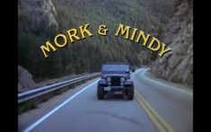 """VIDEO: """"Mork and Mindy"""""""