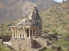 Bhangarh Fort, Bhangarg, Rajasthan, India- Visitable