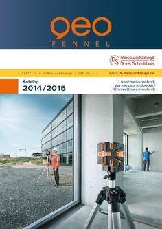 x142217x at dsMesswerkzeuge Okt.2014 geoFENNEL-Katalog ... Lasermesstechnik   Vermessungsbedarf   Umweltmesstechnik