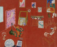 MoMA | Henri Matisse: The Cut-Outs