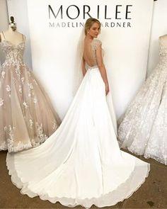 04de4d945ea837 nieuwste trouwjurk van Mori Lee bij Pani Moda Bruidsboutique - shiny