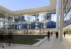 Galería de Escuela de Administración de Negocios de Yale / Foster + Partners - 4