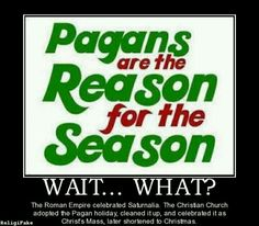 If people only knew what they're actually celebrating, & who is actually behind these ancient pagan traditions, they would obey the Word of God & forsake them (& live)!!