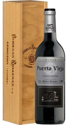 #PuertaVieja Crianza Selección. #Rioja #wine
