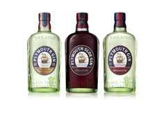 """""""Design Bridge has created new packaging for Plymouth Gin, taking inspiration from the brand's archive."""" Beverage Packaging, Bottle Packaging, Gin History, Gin Recipes, London Dry, Non Alcoholic Drinks, Beverages, Serious Eats, Classic Cocktails"""
