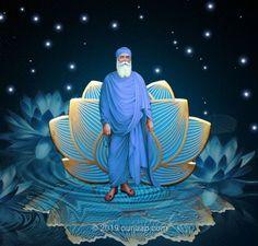 Guru Nanak Photo, Guru Nanak Ji, Nanak Dev Ji, Guru Nanak Wallpaper, Guru Gobind Singh, Diy Canvas Art, Quotation, Blessed, Spirituality