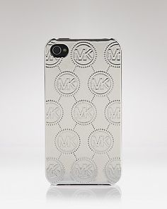 MICHAEL Michael Kors iPhone Case - If anyone finds this for the 5, I need it!
