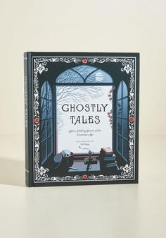 #ModCloth - #Chronicle Books Ghostly Tales:Spine-Chilling Stories of the Victorian Age - AdoreWe.com