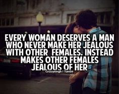 Women deserve