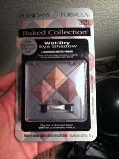 Physicians Formula baked eyeshadow trio in Baked sweets BNIB