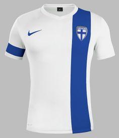 af620b87f7 A Nike Football assina a nova camisa titular da Finlândia