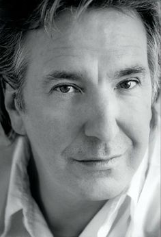 Alan Rickman great face