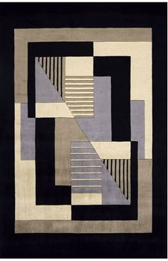 New Wave New Wave 06 Rug 9.5x13.5'  $1800.  9 good reviews.  Chinese wool.  Hand tufted.  no odor comments