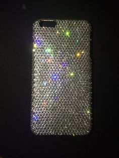 Swarovski Crystal Iphone 6 Plus Bling Rhinestone Crystals Hard Case..I love shiny things.