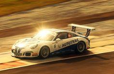 #Brasil: Repeteco da Porsche GT3 Cup em Goiânia anima o gri...