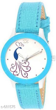Watches Stylish Women's Watch  Material: Synthetic Leather Size: Free Size Description: It Has 1 Piece Of Watche Country of Origin: India Sizes Available: Free Size *Proof of Safe Delivery! Click to know on Safety Standards of Delivery Partners- https://ltl.sh/y_nZrAV3  Catalog Rating: ★4 (4322)  Catalog Name: Free Gift Clalssy Ladies Watches Combo Vol 1 CatalogID_77323 C72-SC1087 Code: 371-681575-
