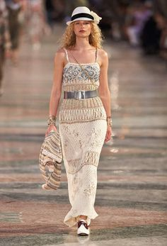 Ready-to-wear - Cruise 2016/17 - Look 34 - CHANEL
