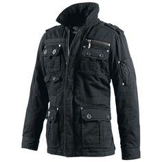 Platinum Vintage - Winter Jacket by Brandit