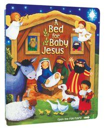 Read: A bed for baby Jesus story book