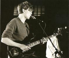 Julian Cope of the Teardrop Explodes, Queens Hall, Leeds, September 1979