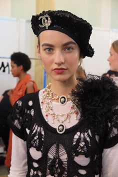 Chanel Resort 2017  ChanelCruiseCuba  hat Chanel Fashion bfd2b16d6b3